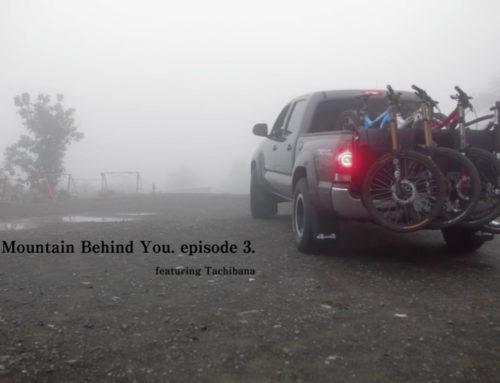 The mountain behind you episode 3. featuring Tachibana